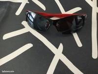 Paire de lunette de soleil noir Puma