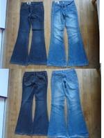 ** lot de 2 jeans bootcut taille 38 SPOT