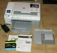 Imprimante hp photosmart copieur scan photo