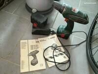 Perceuse visseuse bosch PSR 14.4 VE-2 avec chargeur et 2 batteries