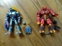 figurines gormitti