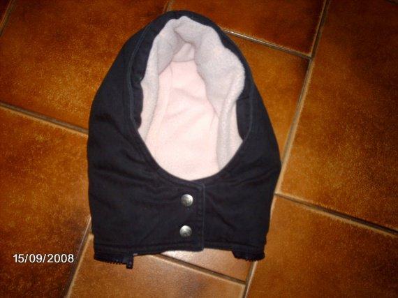 14     capuche du manteau  n°14