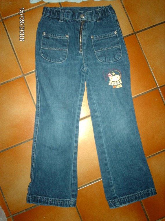 16  pantalon 6ans 3e   comme neuf tres peu porte
