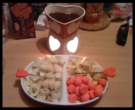 soirée du 18.02.10 fondue
