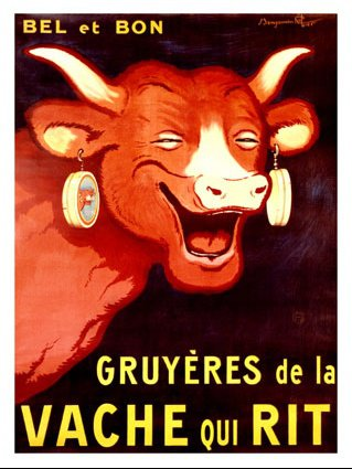0000-2900~Gruyeres-de-la-Vache-Qui-Rit-Posters