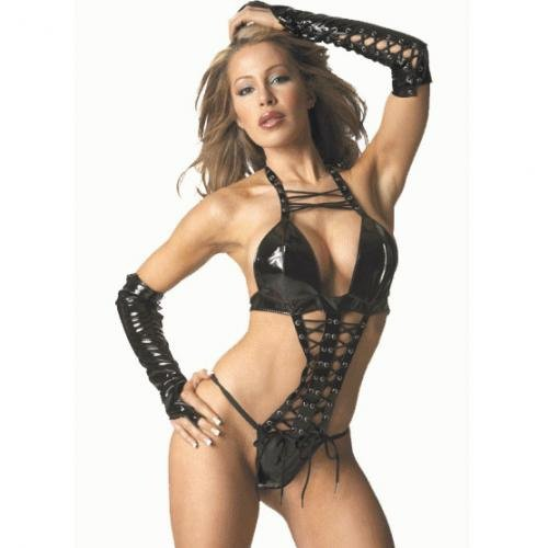 Sexy_PVC_Lingerie_And_Leather_Lingerie
