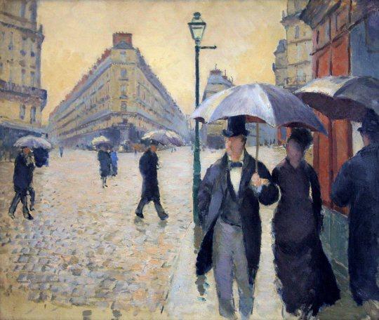 Rue de Paris par temps de pluie (Caillebotte)
