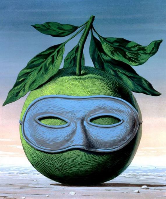 Souvenir de voyage (René Magritte)