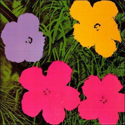 Flowers -1970 (Andy Warhol)