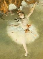 Danseuse étoile (Edgard Degas)
