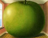 La chambre d'écoute (Magritte)