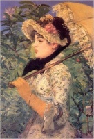 Printemps (E. Manet)