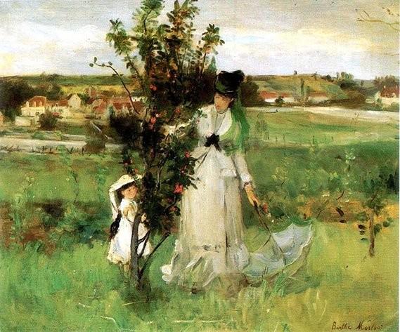 Cache-cache (Berthe Morisot)