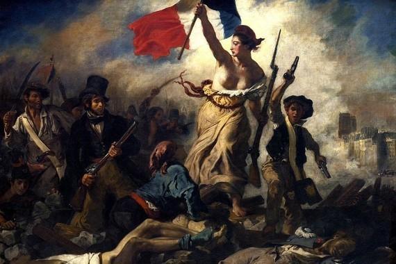 La Liberté guidant le peuple (Eugène Delacroix)