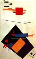 Suprématisme, Malevich