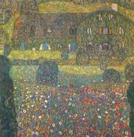 Maison forestière, Klimt