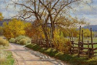 Mark Haworth, Automn shadows
