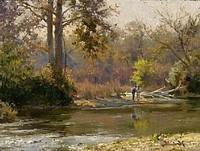 Mark Haworth,, Fishing the Guadalupe