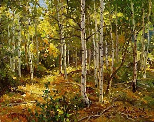 Mark Haworth,, Aspen grove