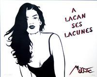 A Lacan ses lacunes