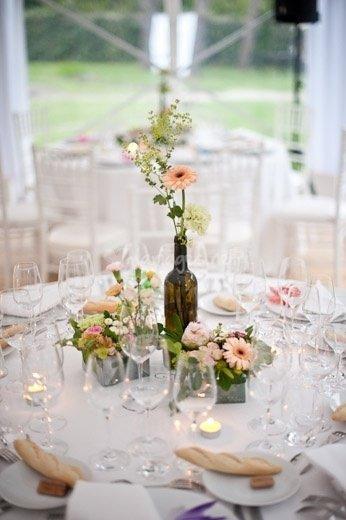 Mon mariage en moselle 20 07 2013 bucolique boh me for Centre de table salle a manger