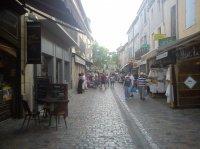 Rue piétonne - AIGUES MORTES