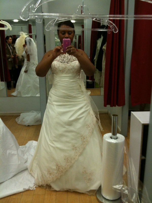 Tati mariage robe femme