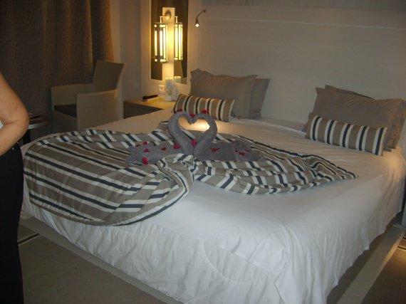 DJERBA 2011..... La chambre, jour après jour, toujours aussi accueillante.