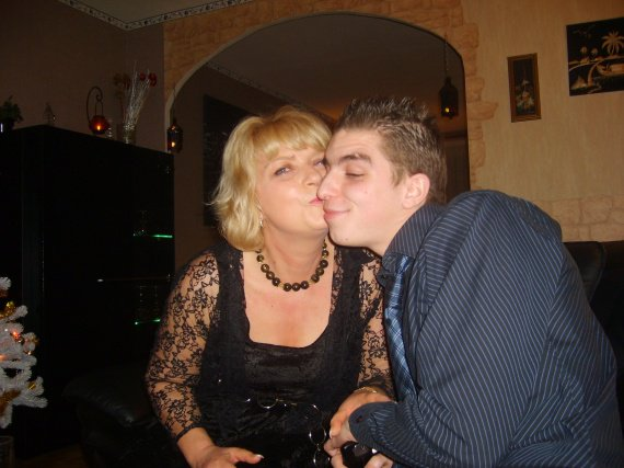 NOEL 2009.... Je t'aime mon fils.
