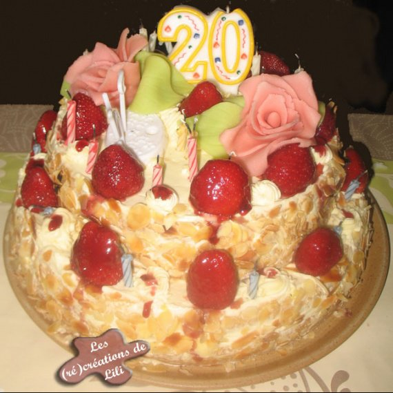 fraisier-anniversaire
