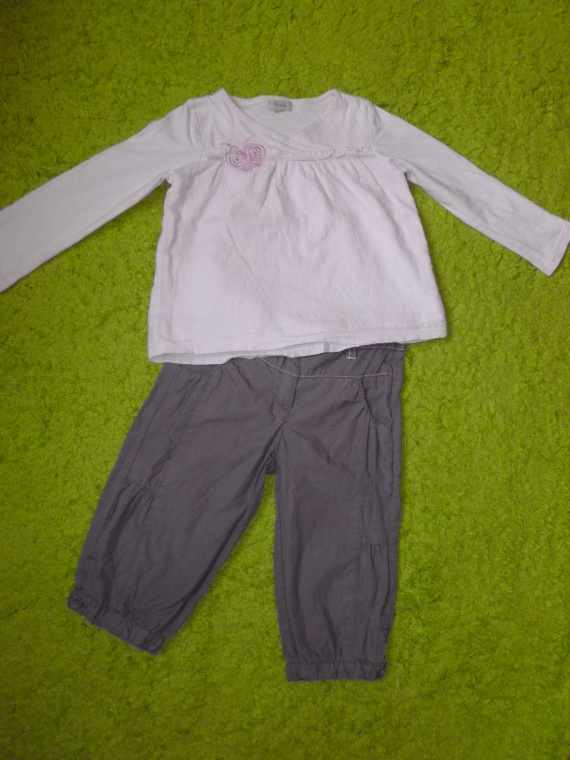 TEX BABY ENSEMBLE 2/3 ANS