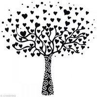 tampon arbre