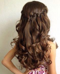 coiffure derrière