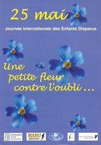 25 mai 2011 : journée internationale des enfants disparus Photos-myosotis-img