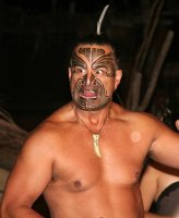 chef maori