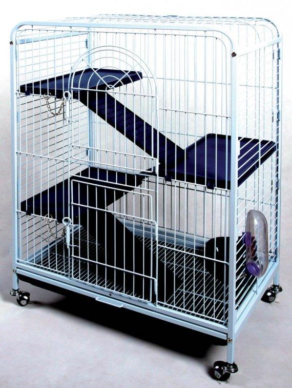 cage à furet pour mon rat
