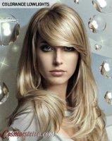 champagne & beige blonde