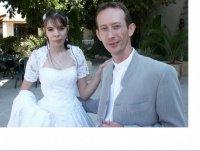 Une photo de notre mariage