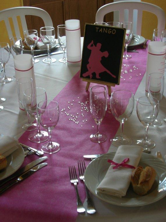 centre de table TANGO+ chevelet or - A vendre déco mariage ...