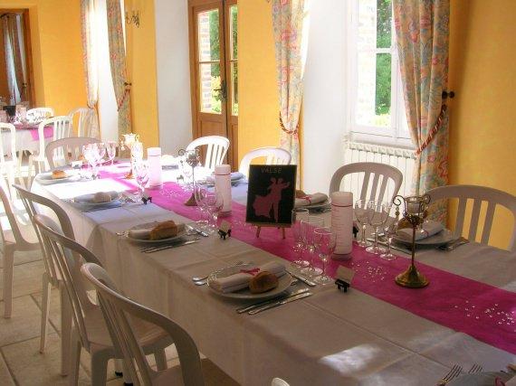 centre de table VALSE+ chevelet or - A vendre déco mariage ...