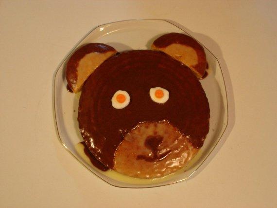 Gâteau nounours 2