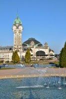 Gare de Limoges-Bénédictins.