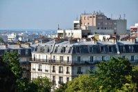 Toits de Paris.