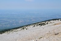 Du mont Ventoux.