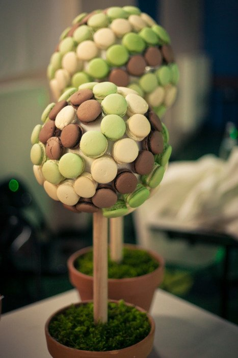 l'arbre macaron , super joli