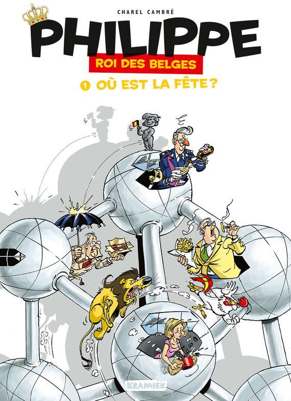 Alors c'est bien ca le roi de la frite donc des Belges....PHILIPPE