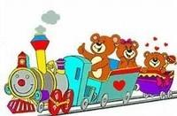 La Locomotive de l'espoir et on s'accroche les copinautes.....BISOUS.....
