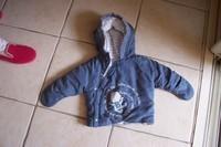 ( P 4 ) 4e le manteau chaud avec mouffles 3mois