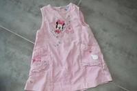 ( P5 ) 4e - robe rose DISNEY - MINNIE - 12mois