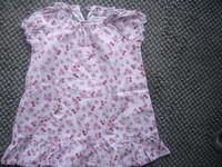 ( P4B) 3e - la jolie robe-tunique - 9mois